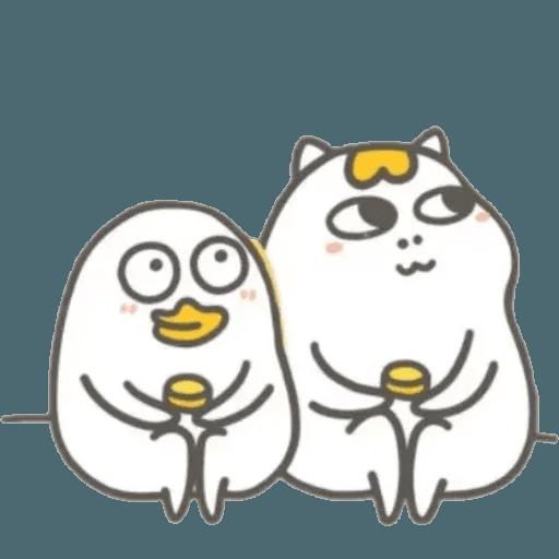 小劉鴨1 - Sticker 30