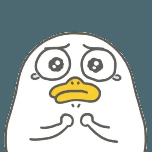 小劉鴨1 - Sticker 29