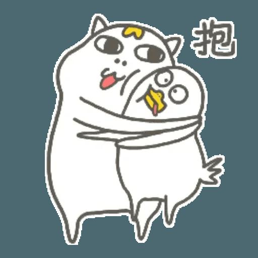 小劉鴨1 - Sticker 8