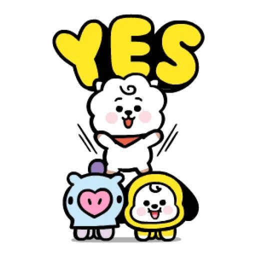 Baby BT21 - Sticker 10