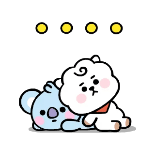 Baby BT21 - Sticker 17