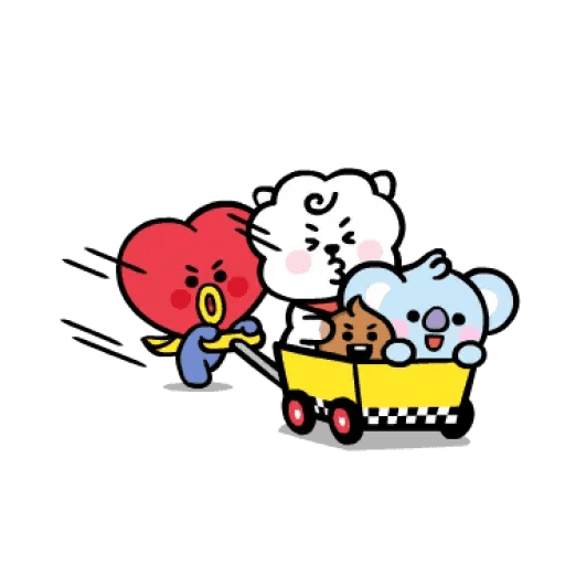 Baby BT21 - Sticker 24