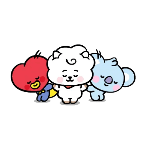 Baby BT21 - Sticker 2