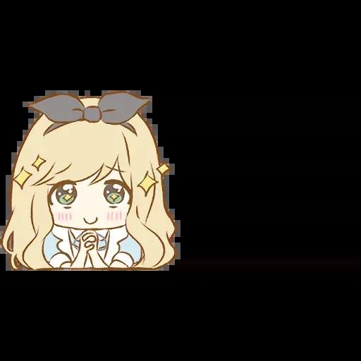 Alice Emoji - Sticker 15