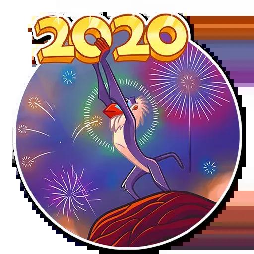Hakuna Matata - Sticker 20