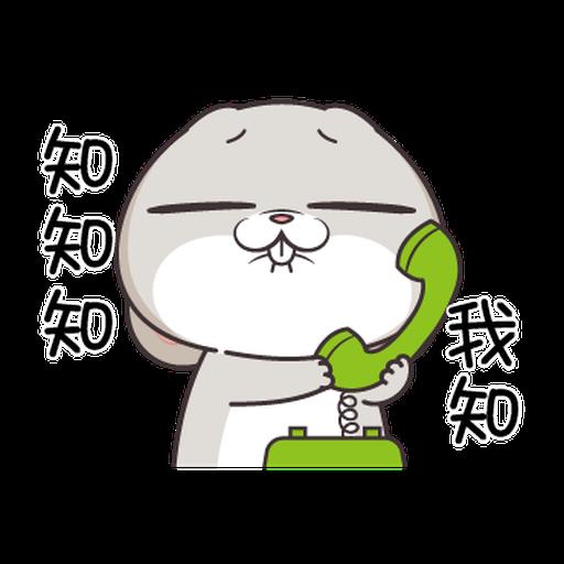Very Miss Rabbit Lovely - Sticker 20