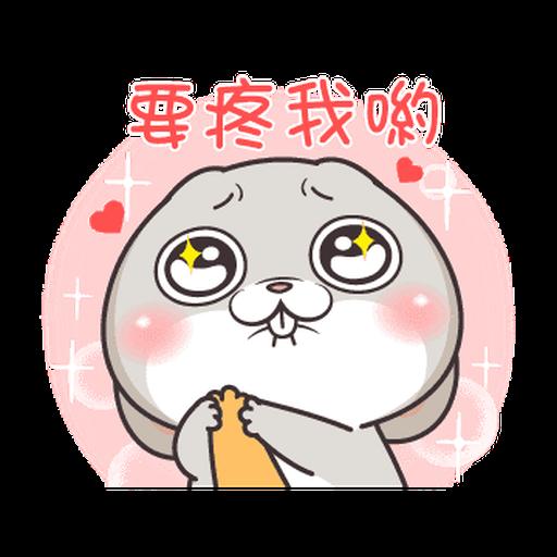 Very Miss Rabbit Lovely - Sticker 14