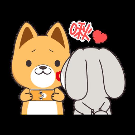 Very Miss Rabbit Lovely - Sticker 18