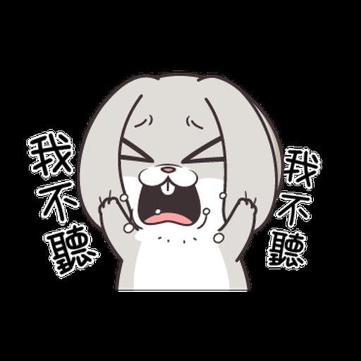 Very Miss Rabbit Lovely - Sticker 23