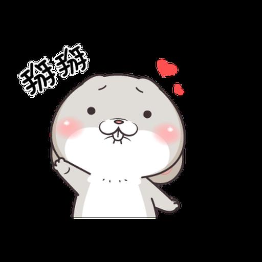 Very Miss Rabbit Lovely - Sticker 15