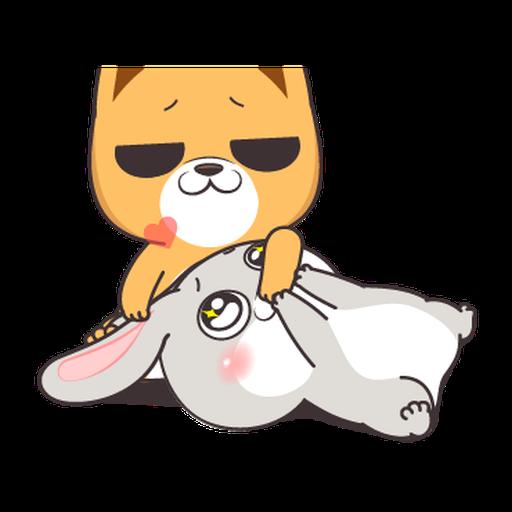 Very Miss Rabbit Lovely - Sticker 11