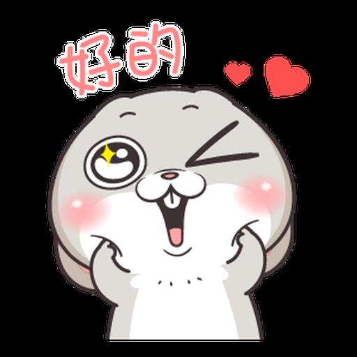 Very Miss Rabbit Lovely - Sticker 21