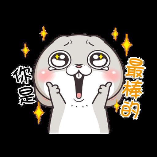 Very Miss Rabbit Lovely - Sticker 22