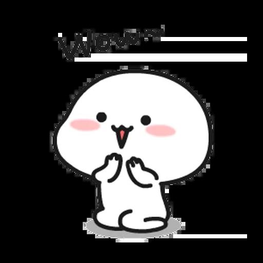 乖巧宝宝1 - Sticker 7