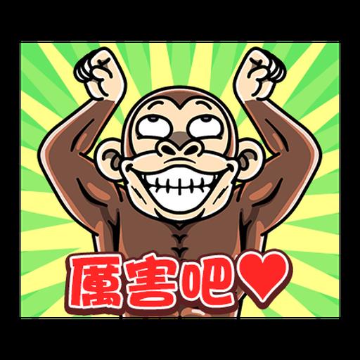 M - Sticker 19