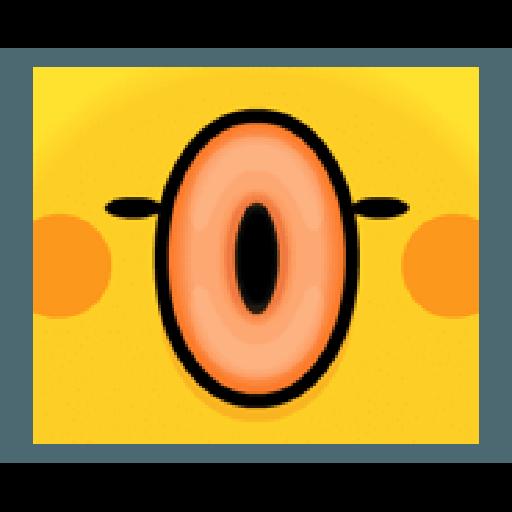 Plump Little Chick 2 - Sticker 5