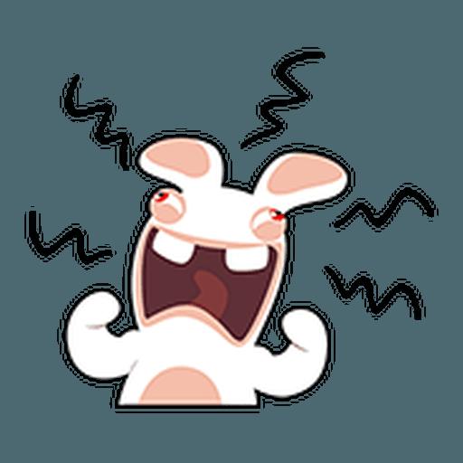 Rayman Rabbid - Sticker 30