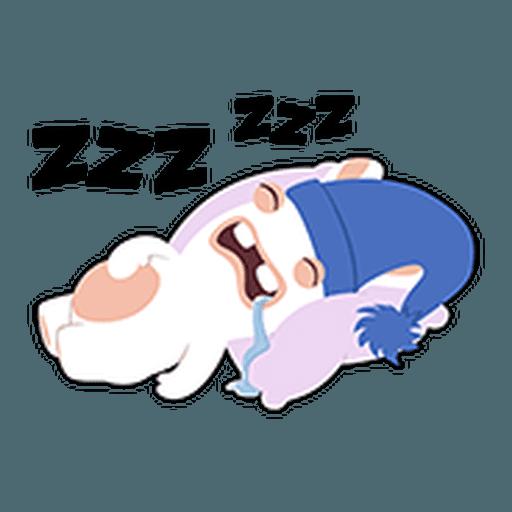 Rayman Rabbid - Sticker 29