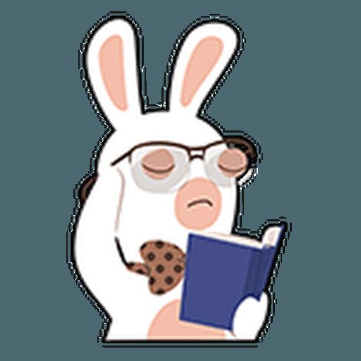 Rayman Rabbid - Sticker 5