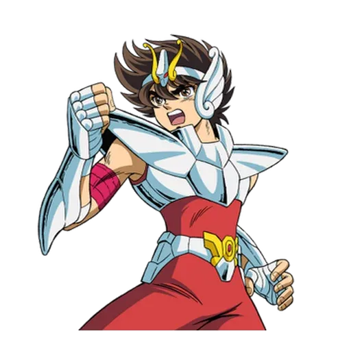 Seiya pack - Sticker 12