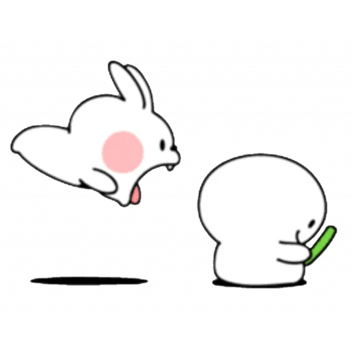 Spoiled Rabbit 8 - Sticker 14