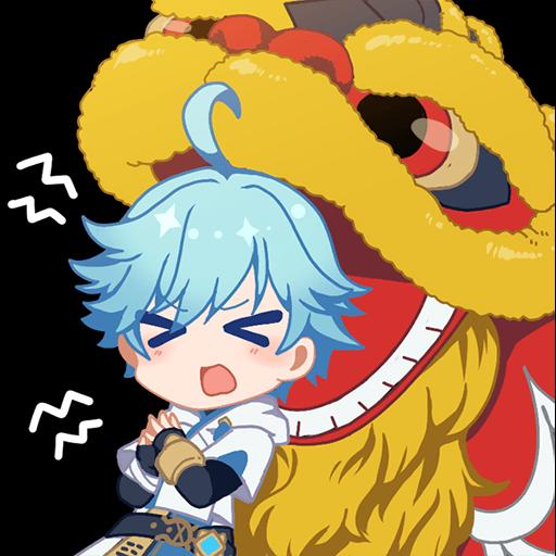 Genshin Impact 原神 表情包 3 分享 - Sticker 10