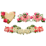 Love  - Tray Sticker