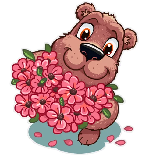 Bear play - Sticker 10
