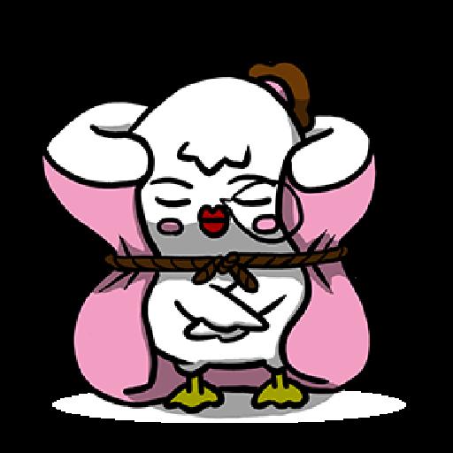 The Chick - Sticker 25
