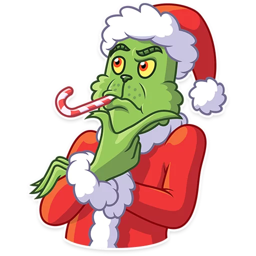 Grinch - Sticker 19