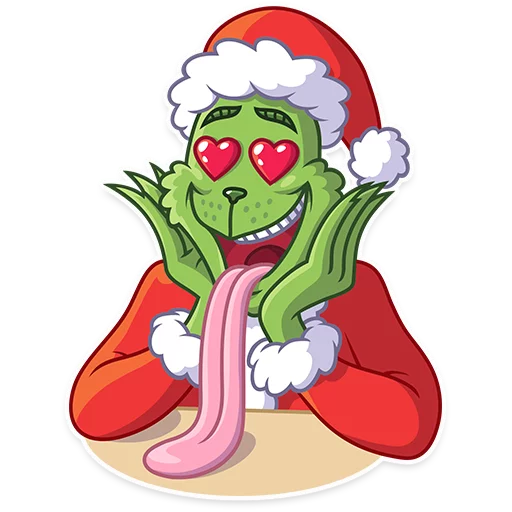 Grinch - Sticker 7