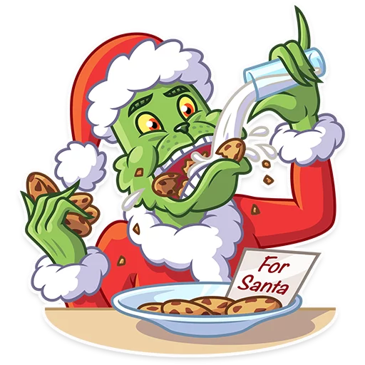 Grinch - Sticker 18