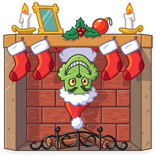 Grinch - Sticker 17