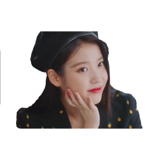IU-1 - Sticker 1