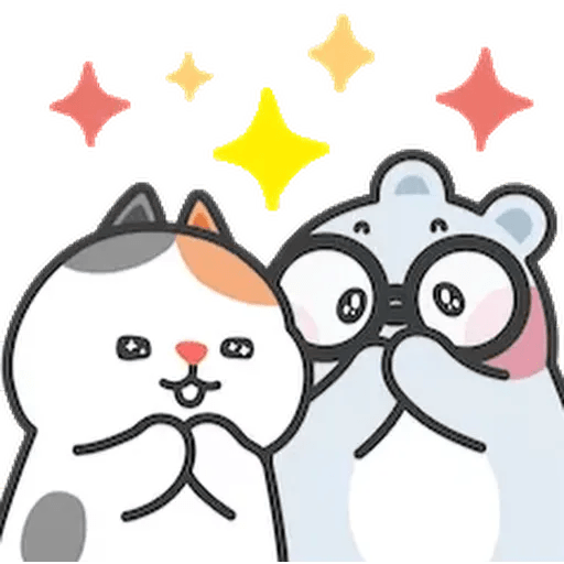 TONTON FRIEND - Sticker 6