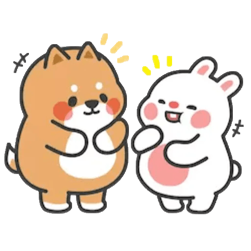 TONTON FRIEND - Sticker 21