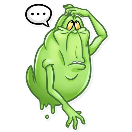 Slimer - Sticker 6