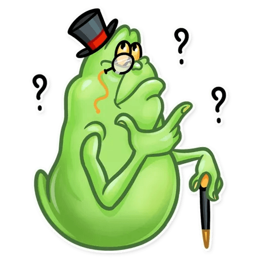 Slimer - Sticker 13