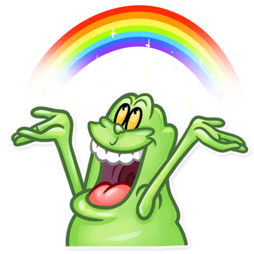 Slimer - Sticker 22