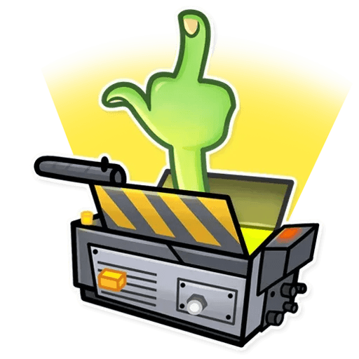 Slimer - Sticker 9