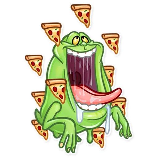 Slimer - Sticker 7