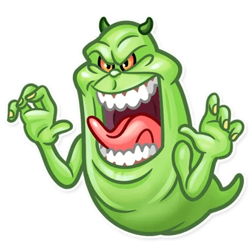Slimer - Sticker 14