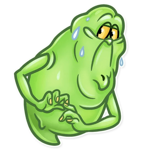 Slimer - Sticker 20