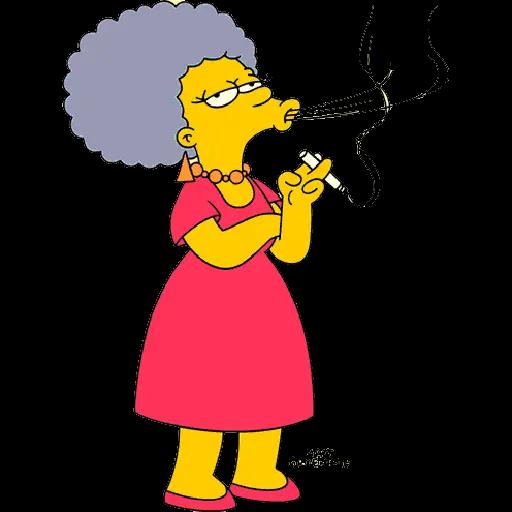 Simpson1 - Sticker 1