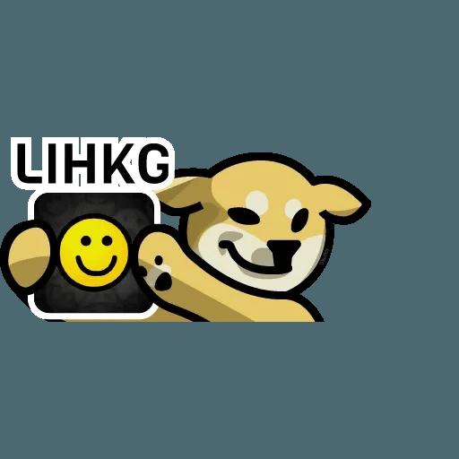 Lihkgdog - Sticker 23