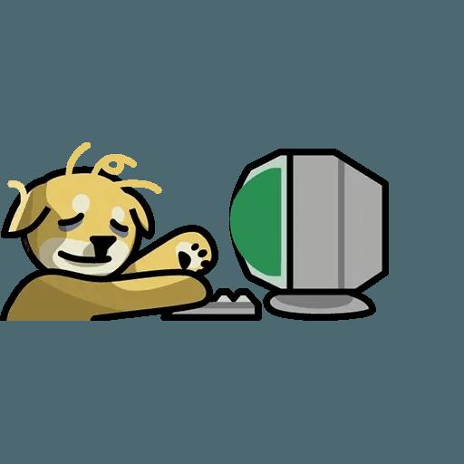 Lihkgdog - Sticker 17