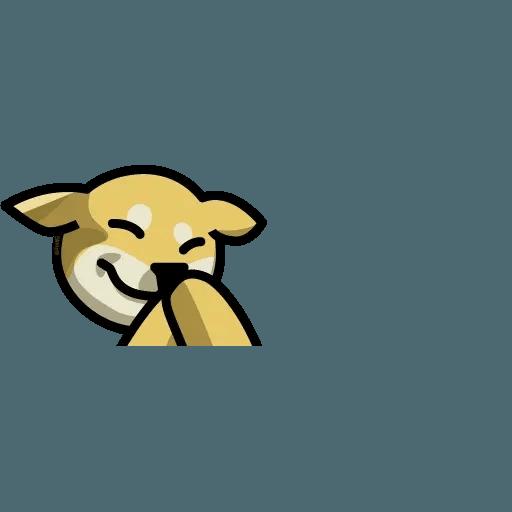 Lihkgdog - Tray Sticker