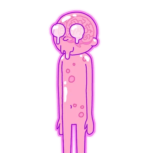 Pocket Morty 4 - Sticker 29