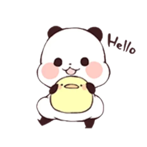 Pandaaaa - Sticker 26