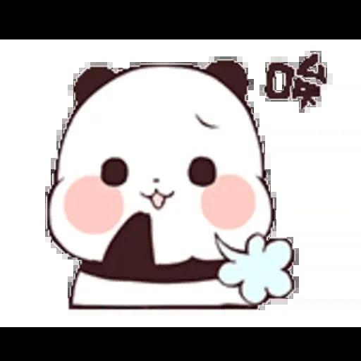 Pandaaaa - Sticker 23